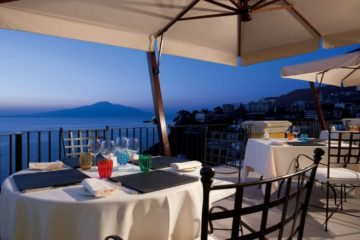 outdoor grand hotel angiolieri in sorrento