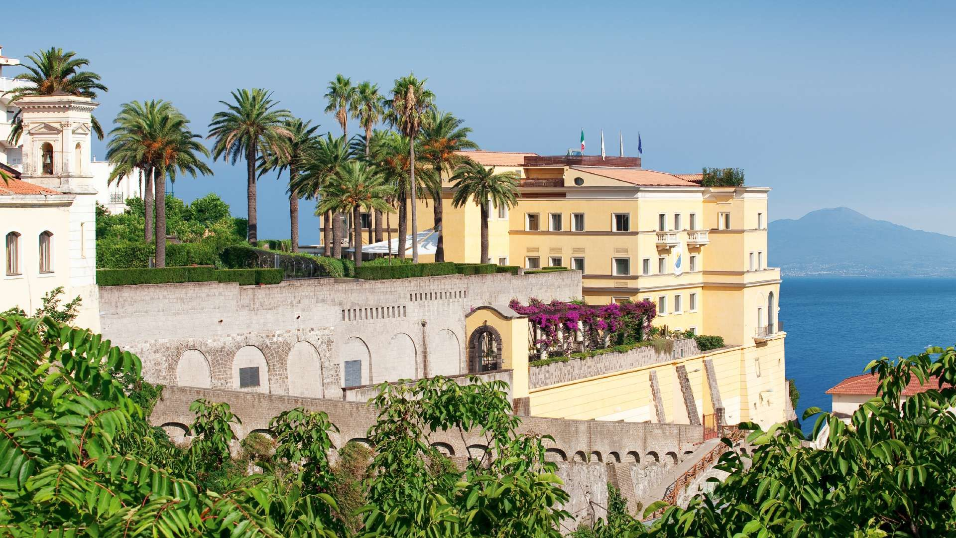 View Grand Hotel Angiolieri in Sorrento